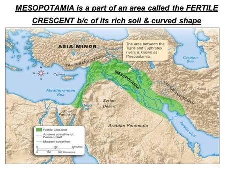 Aim how did the fertile crescent affect the people of for What is rich soil called