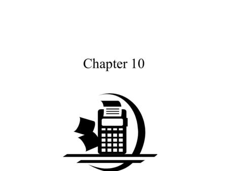 Chapter 10. Are standards the same as budgets? A standard is the expected cost for one unit. A budget is the expected cost for all units. Standards vs.