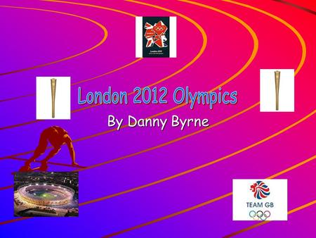 By Danny Byrne. Bidding for 2012 Olympics London were putting all there effort to hold the 2012 summer Olympics and have tried since 1997,now they have.
