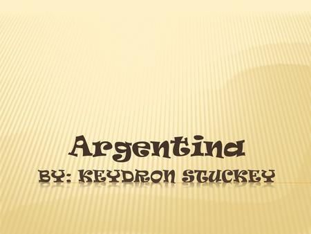 Argentina.  The colonization of the region around Río de la Plata began in 1536 with the foundation of Buenos Aires. The efforts of the Spanish expeditions.