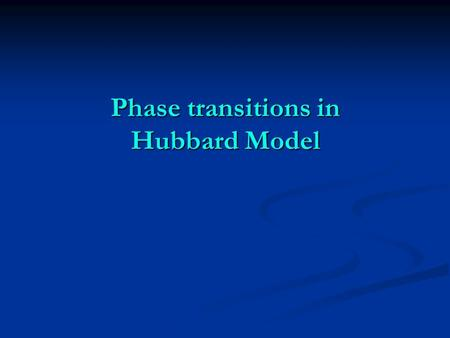 Phase transitions in Hubbard Model. Anti-ferromagnetic and superconducting order in the Hubbard model A functional renormalization group study T.Baier,