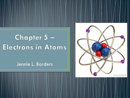 Jennie L. Borders. The Rutherford's model of the atom did not explain how an atom can emit light or the chemical properties of an atom. Plum Pudding Model.