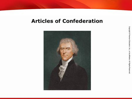 TEKS 8C: Calculate percent composition and empirical and molecular formulas. Articles of Confederation.