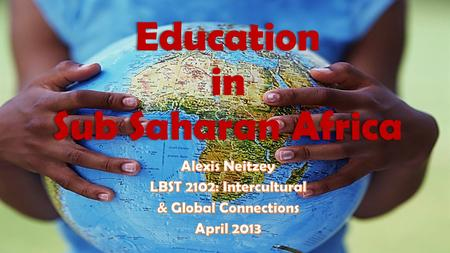 Education in Sub Saharan Africa. Fast Facts: Developments Universities established Universities established Reforms Reforms Structure of Education System.