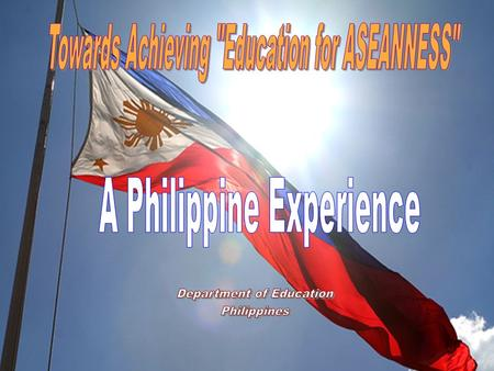 I.Country Profile II.Overview of the Philippine Educational System III.Sector Performance IV.Current Initiatives V.Emerging Challenges and Future Prospects.