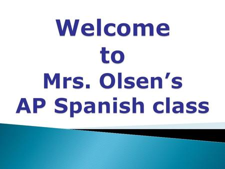 I have been teaching foreign languages since 2007. This year, I will be teaching Spanish 2, AP Spanish, French 5 and AP French at Loudoun County High.