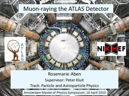 Muon-raying the ATLAS Detector