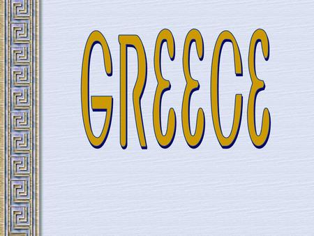 Greece  Evaluate the Greek culture, what influence on modern life did it have?