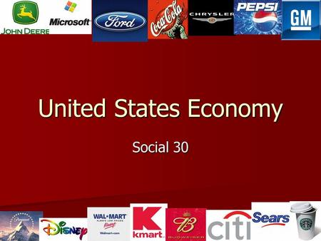 United States Economy Social 30. The Least You Need to Know… Difference between theory and practice Difference between theory and practice Keynesian economics/demand-side.
