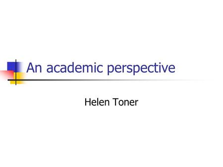 An academic perspective Helen Toner. Competences? Migration/entry Cross-border recognition Internal family law.