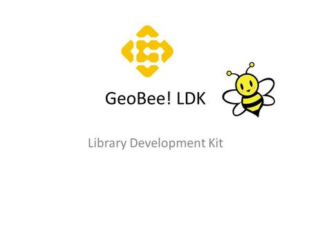 GeoBee! LDK Library Development Kit. Doodle Sheets Use these models to sketch out your own library. Take your sketches, then diagram them using the templates.