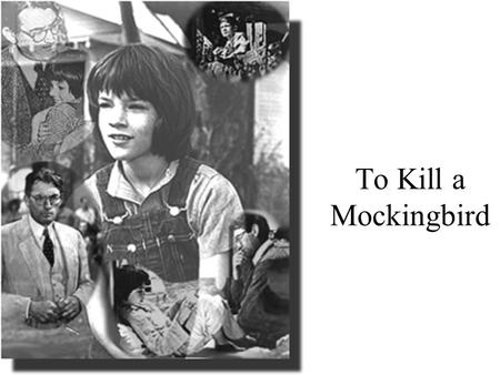To Kill a Mockingbird. Texas State Bird: Mockingbird.