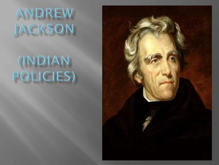  Many problems in the past with Native Americans  Cause and effect of white, American settlement.