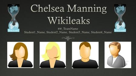 Research QuestionResearch Question How did the US analyze and mitigate the risk of leaked confidential information in the aftermath of the Chelsea Manning.