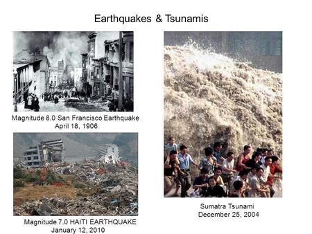 Haiti 7 0 magnitude earthquake that hit