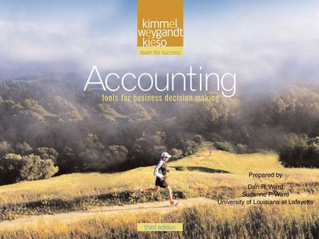 Chapter 15-1. Chapter 15-2 Job Order Costing Accounting, Third Edition.