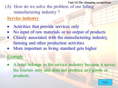 manufacturing and service problems Activities, there is a possibility of a large number of manufacturing and services  tasks returning to advanced economies 31 a brief history of.