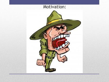 Motivation:. -In your breakout rooms, discuss the difference between: Instrumental Motivation&Integrative Motivation.