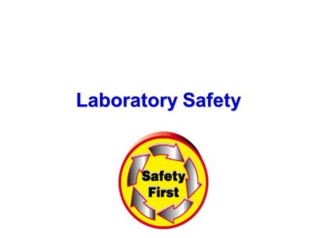 Laboratory Safety Hazardous Chemicals A hazardous chemical is any chemical that may present a physical or health hazard. Physical hazards include those.