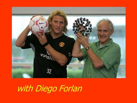 With Diego Forlan. F = 6 © Equation F + C – E = ©