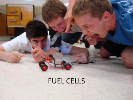 FUEL CELLS. What is a Fuel Cell? Fuel Cells run on hydrogen gas Electrolyze water Run gases through fuel cell Hydrolyze into water Releases energy Energy.