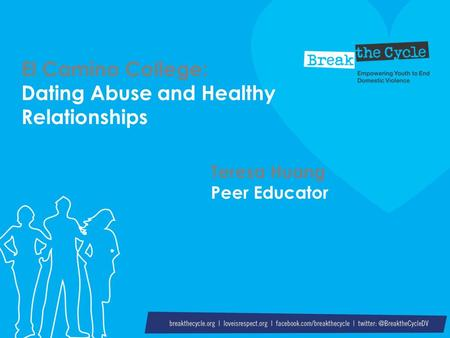 healthy peer and dating relationships