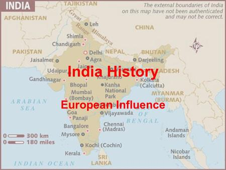 India History European Influence. This lesson explores one man's campaign to overcome racism and injustice.