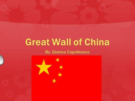 Great Wall of China By: Gianna Capobianco Chinese against Mongols TTTTook place in Qin Dynasty CCCChinese and the Mongols didn't have the best.