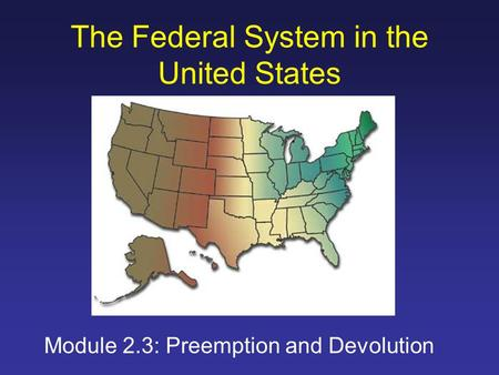 ap gov federalism assignment Work on your constitutional convention assignment and review for minimum wage tell us about federalism 2 federalism as the system for the new government.