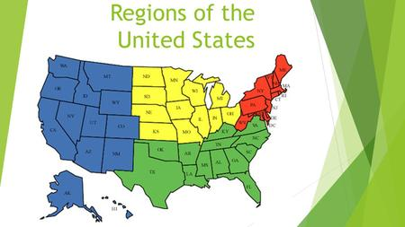 Regions of the United States. Northeast The Northeast  Few natural resources  Some coal in Pennsylvania  Waterways (rivers, shoreline, Great Lakes,
