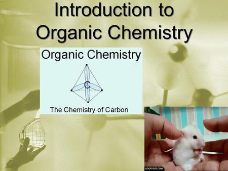 Introduction to Organic Chemistry. Carbon forms hundreds of thousands of compounds with Hydrogen. Carbon forms millions of other compounds. The chemistry.