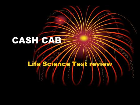 CASH CAB Life Science Test review. $25. Describe the function of the cell membrane.
