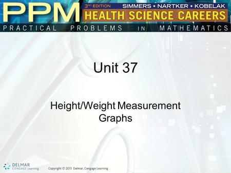Unit 37 Height/Weight Measurement Graphs. Basic Principles for Completing Height/Weight Measurement Graphs Height/weight (Ht/Wt) measurement graphs are.
