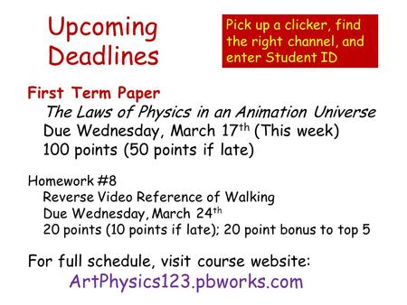 the elegant universe term paper Astr 302 [fall 2017] nb - a one-page outline/summary of your term paper will be due next week the elegant universe can be viewed online.