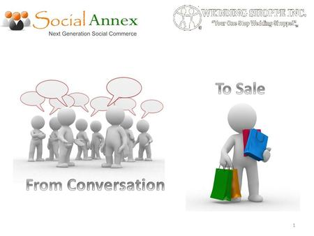 1. About Us 2 Social Annex spun out of Immply Group – a web development and design agency specializing in Social media, CMS, social networking and eCommerce.