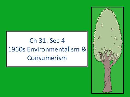 consumerism and the environment essay