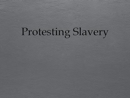 The Fugitive Slave Laws  Passed in 1850  Enforcement guaranteed by the Compromise of 1850  Terms  1.  2.  3.