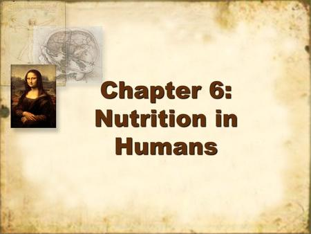 Chapter 6: Nutrition in Humans. A balanced diet is a diet which contains all the essential nutrients (carbohydrates, fats, proteins, vitiamins, minerals,