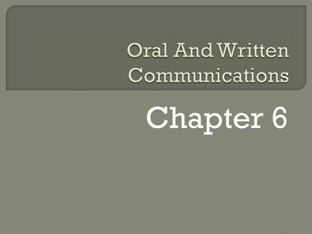 Chapter 6.  The telephone is the center of all activity in the medical office  The professional attitude conveyed is critical to the success of the.