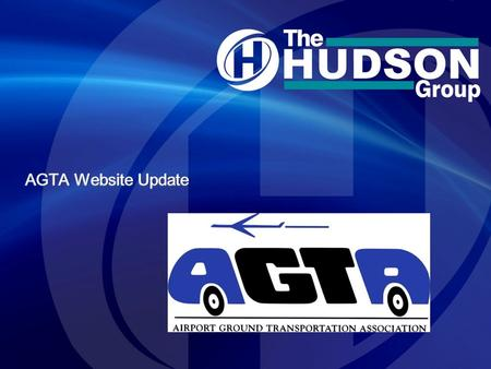 "AGTA Website Update. Serving Ground Transportation Reservations, Dispatch, Accounting ""Cloud"" & Office based Web reservation sites Mobile Ticketing /"