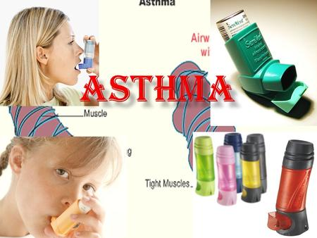 Asthma is very common chronic lung disease amongst children, teens and adults. It's a disease that inflames and causes the airways to the lungs to tighten.