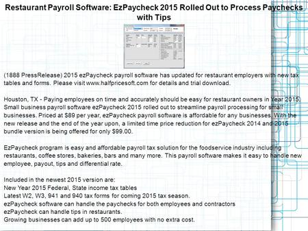 NP Systems Software – It Adds Up!. nP Systems, Inc. After The Fact ...