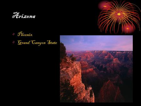 Arizona Phoenix Grand Canyon State. Jan Brewer God Enriches (Ditat Deus)