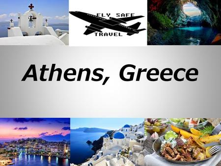Athens, Greece. History/Culture Athens is one of the earliest named cities The name Athens came from a patron goddess Athena Athens has many acropolis.