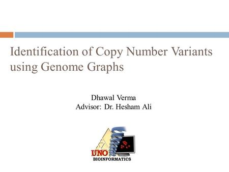Identification of Copy Number Variants using Genome Graphs