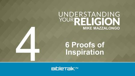 MIKE MAZZALONGO 6 Proofs of Inspiration 4. Review A.History of Writing.