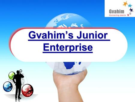 Gvahim's Junior Enterprise. J.E. Introduction: What is that ? Definition An economic goal A pedagogic goal An exchange goal.