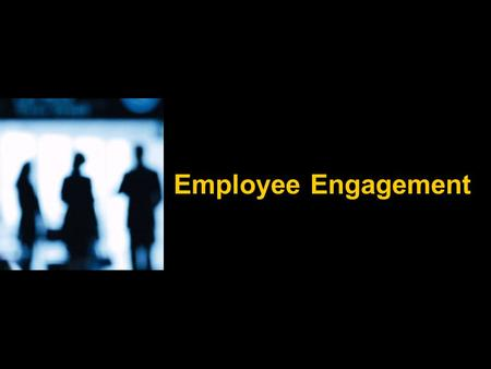 Employee Engagement Does the HR infrastructure (compensation program, communication program etc) at your department support employee engagement? Does a.