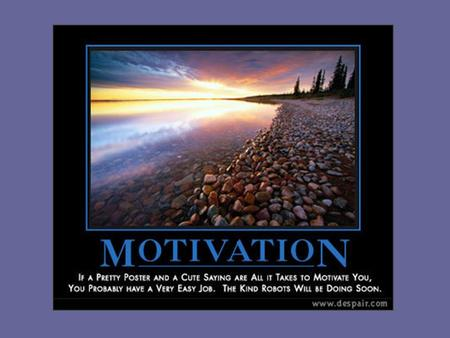 Achievement Motivation Motivation and Emotion Some motivations involve simple human behaviors like eating.