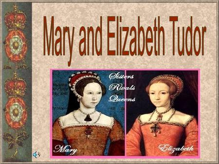 Henry VIII's CHildren 1510 Daughter - died 1511 Son - died 1513 Son - died 1514 Son - died 1516 Mary - survived 1518 Daughter - died 1533 Elizabeth -